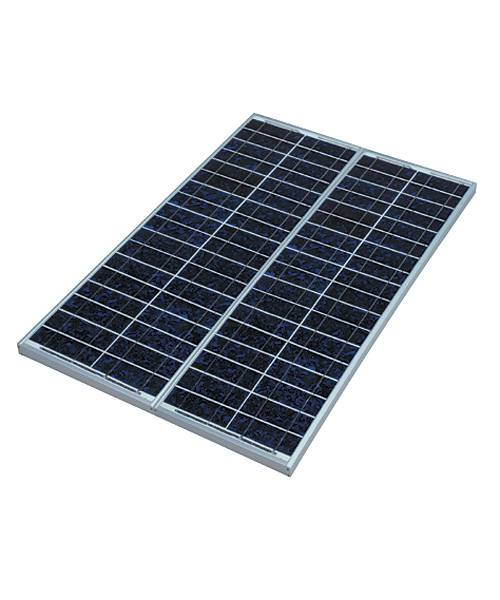 PANEL SOLAR 80 WATTS (DOBLE PANEL)