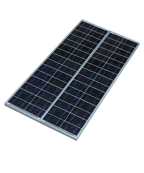 PANEL SOLAR 128 WATTS (DOBLE PANEL)